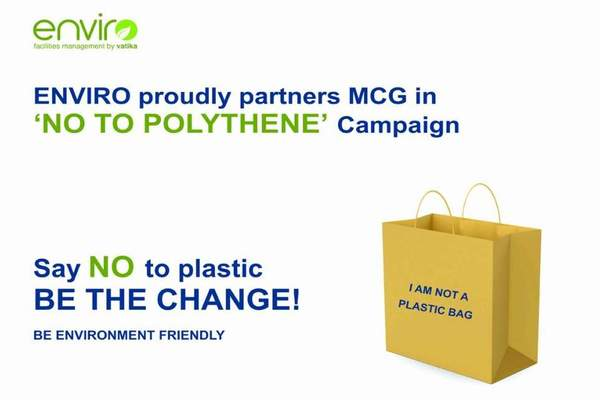 Essay on say no to poly bags
