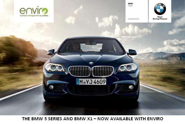 Luxury BMW Car Rental