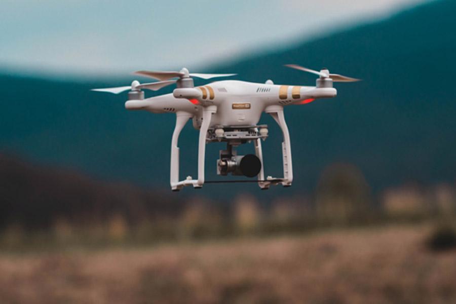Monitoring Drones