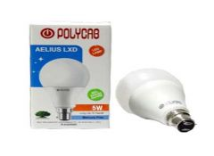 LED Bulb Polycab 5 Watt