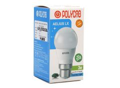LED Bulb Polycab 3 Watt