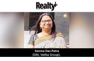 Interview of Seema Das, GM, Vatika Group