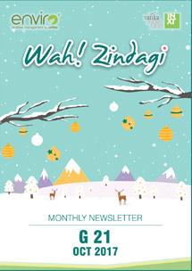 G 21 Newsletter