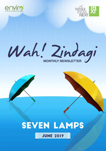 Seven Lamps Newsletter