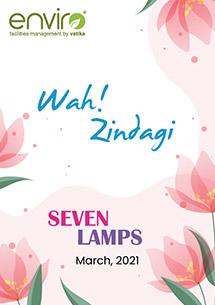 Seven Lamps Newsletter